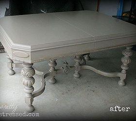 chalk paint antique kitchen table revival chalk paint painted furniture reviving antique kitchen table with chalk paint   hometalk  rh   hometalk com