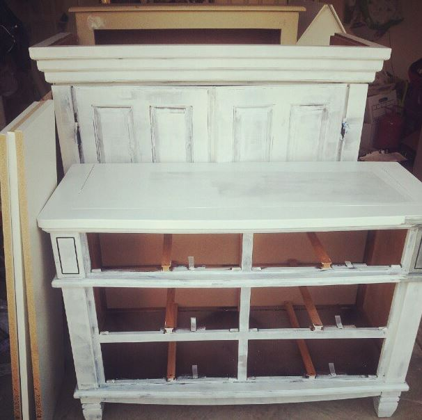 Entertainment Armoire Changing Table Hometalk