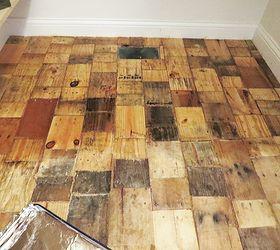 Awesome Pallet Floors Redo Flooring, Diy, Flooring, Hardwood Floors, Pallet,  Repurposing Upcycling