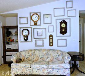 Fun gallery wall decor