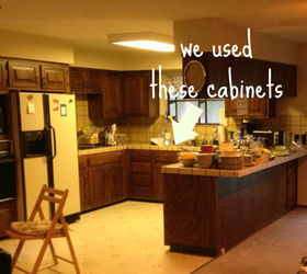 Built In Bed Repurpose Kitchen Cabinets, Bedroom Ideas, Diy, Painted  Furniture, Repurposing