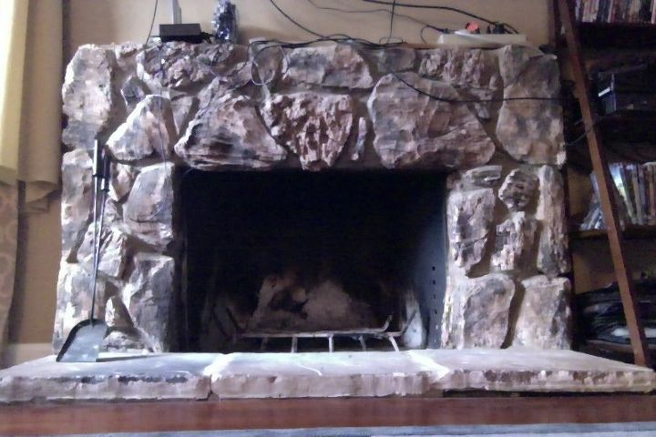 my fireplace needs help, fireplaces mantels