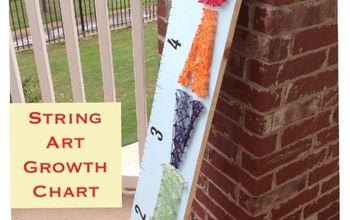 String Art Growth Chart