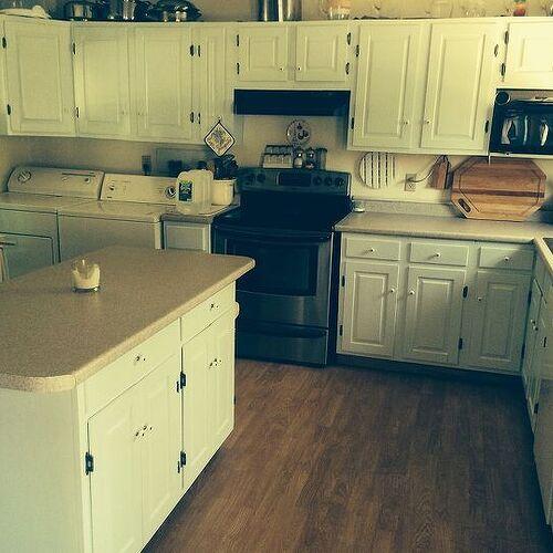 What colour should I paint my kitchen cabinets?   Hometalk