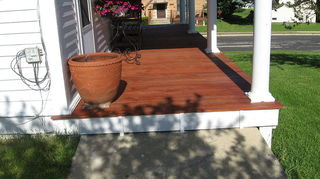 q decks painting cleaning tips, decks, diy, home maintenance repairs, painting, After