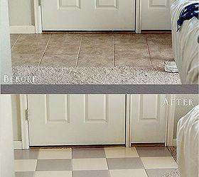 Great 1200 X 600 Floor Tiles Tiny 2 X 12 Ceramic Tile Flat 2X2 Ceiling Tiles 4 Ceramic Tile Young Acoustic Ceiling Tiles 2X4 GreenAcoustic Ceiling Tiles Asbestos Painting A Ceramic Tile Floor | Hometalk
