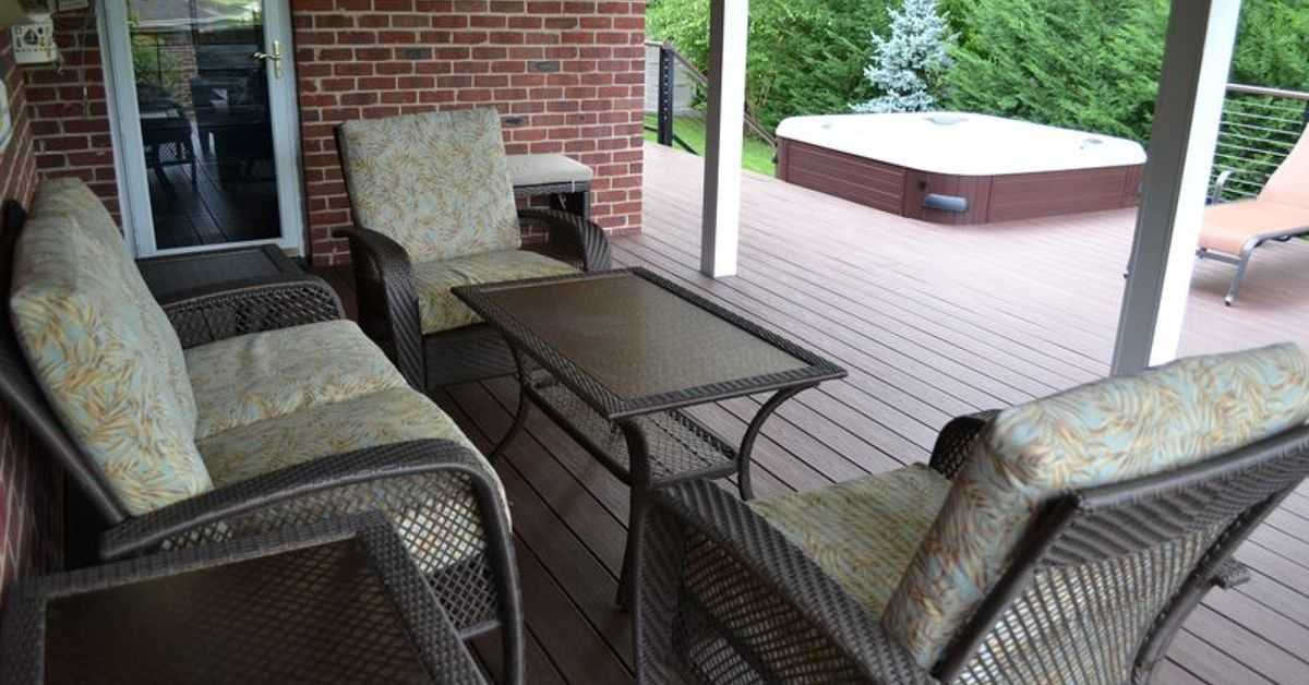 Easy Hot Tub Patio Ideas Hometalk