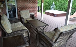 patio ideas hot tub jacuzzi, decks, outdoor furniture, outdoor living, patio, spas, Hot Tub Deck