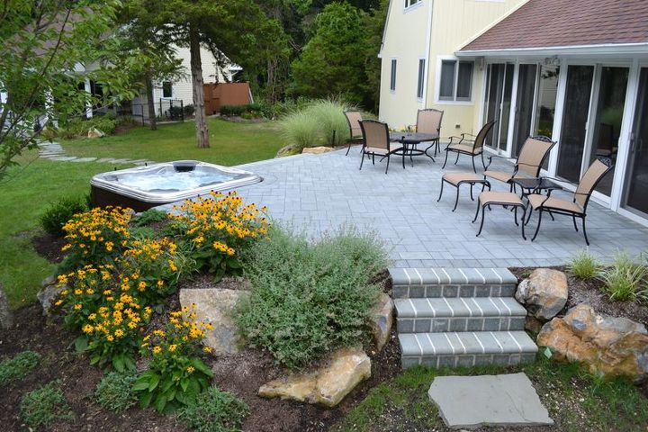 Are You Looking For Some Easy Hot Tub Patio Ideas Hometalk