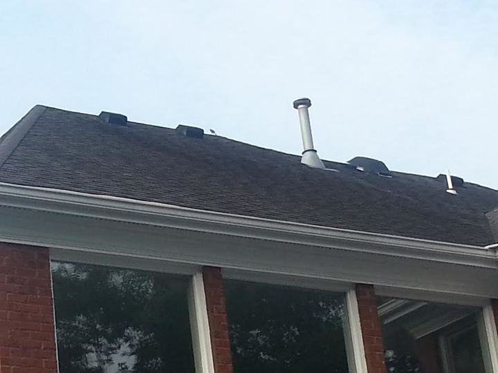 roof vents identifying, home maintenance repairs, roofing