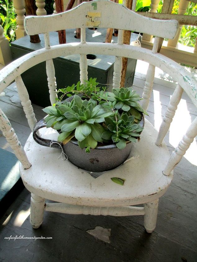 Potting Bench Upcycled From Old Dresser Hometalk