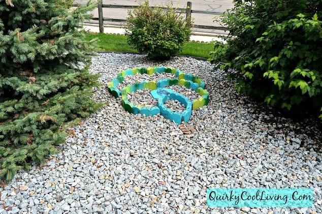 Landscaping Materials Turned Into Garden Art | Hometalk
