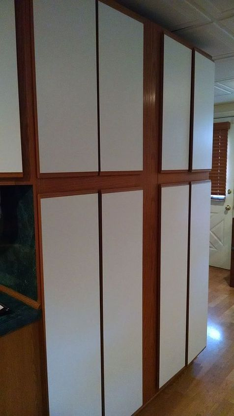 Any Ideas On How To Update These Old Cabinets Hometalk
