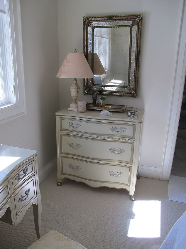 french inspired master bedroom and dressing room, bedroom ideas