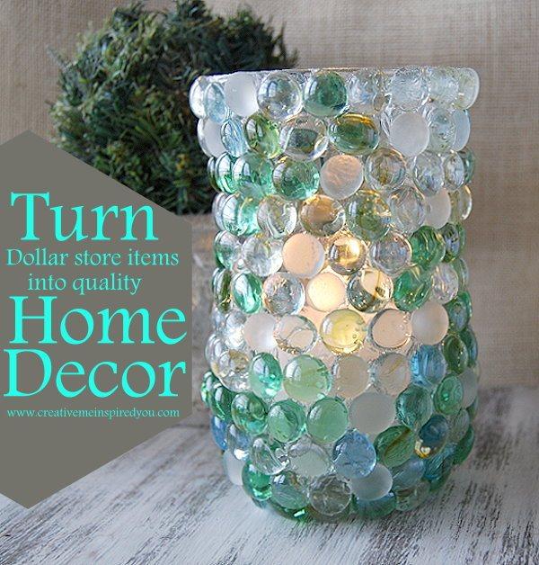 Turn Dollar Store Items Into Great Decor Hometalk