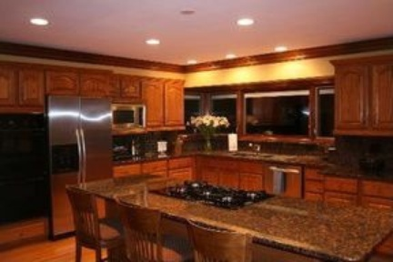 kitchen cabinets chalk paint makeover, dining room ideas, kitchen cabinets, kitchen design, living room ideas, painting