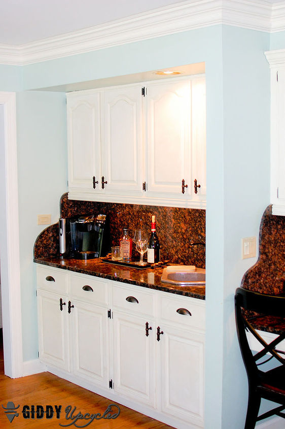 DIY Chalk Paint Kitchen Cabinet Makeover | Hometalk on small galley kitchen makeovers, ideas for fireplace makeovers, ideas for bedroom makeovers, ideas for living room makeovers, ideas for lamp makeovers, ideas for mirror makeovers, kitchen counter makeovers, ideas for kitchen countertops, ideas small kitchen makeovers before and after,