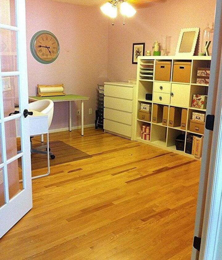 home office inspiration decor organization, home decor, home office, shelving ideas