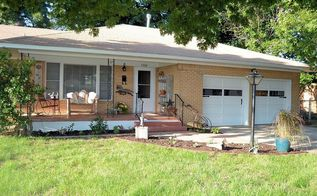 curb appeal budget landscape affordable, curb appeal, gardening
