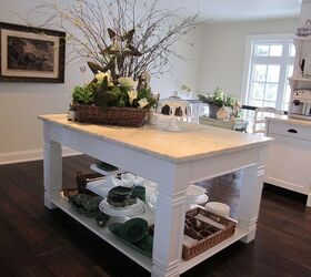 Lovely Kitchen Ideas Vintage French Country Decor, Kitchen Design, Kitchen Island