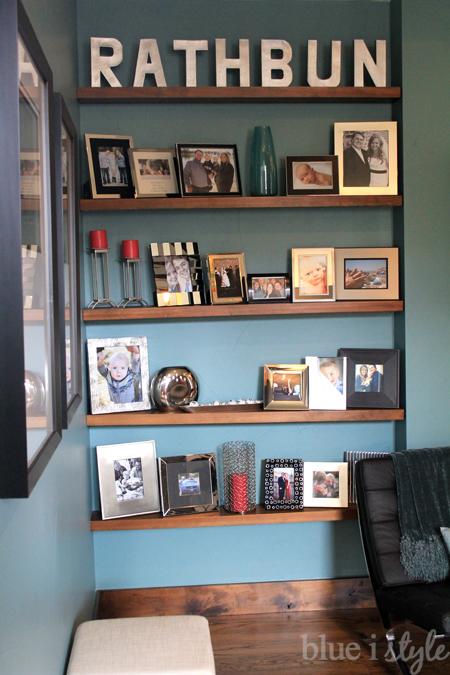 Floating Frame Shelves Hometalk Impressive Floating Shelves For Picture Frames