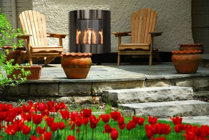 3 ideas for budget friendly backyard escapes hometalk for Outdoor living ideas on a budget