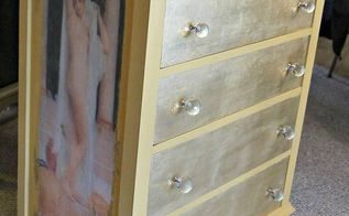 painted furniture dresser gold bathe of psyche, painted furniture, Profile