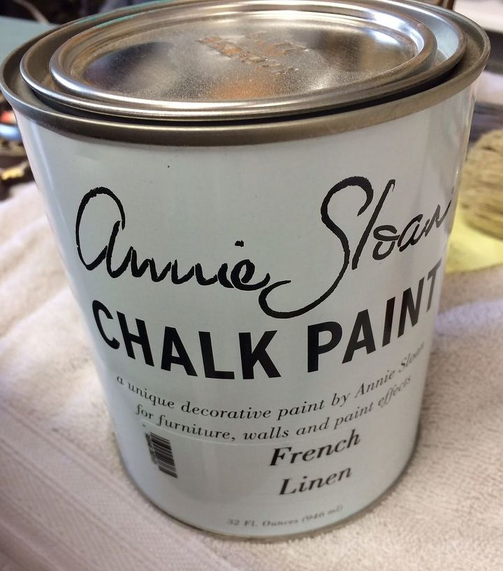Annie Sloan French Linen