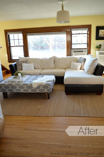 How To Recover A Sectional Sofa Home The Honoroak
