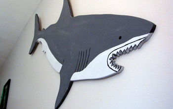 A Shark Room for Shark Week