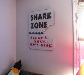 Charmant Bedroom Ideas Shark Room Boys Shark Week, Bedroom Ideas, Painted Furniture,  Wall Decor