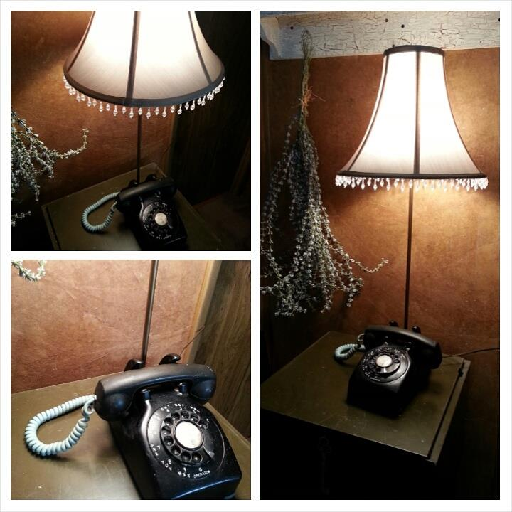 upcycled junk lamps, lighting, repurposing upcycling