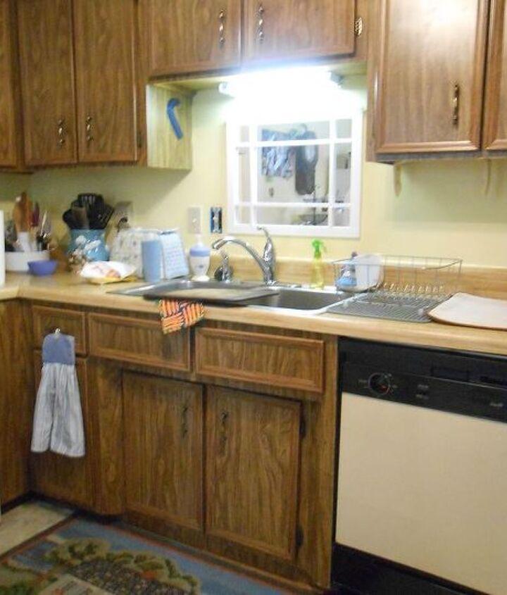 kitchen renovation phase i, home improvement, kitchen cabinets, kitchen design