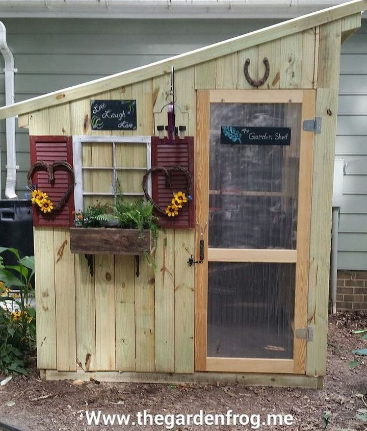 woodworking shed garden picket fence, diy, gardening, outdoor living, repurposing upcycling, woodworking projects