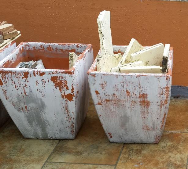 gardening flowerpots uses ideas, container gardening, gardening, repurposing upcycling, 4 like these
