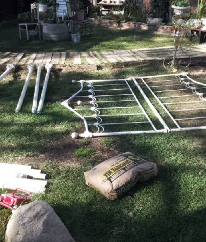 bed frame project, Supplies Needed