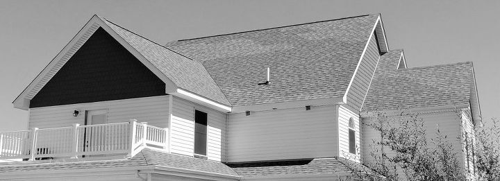 q roofs shingles sun color damage info, home maintenance repairs, roofing