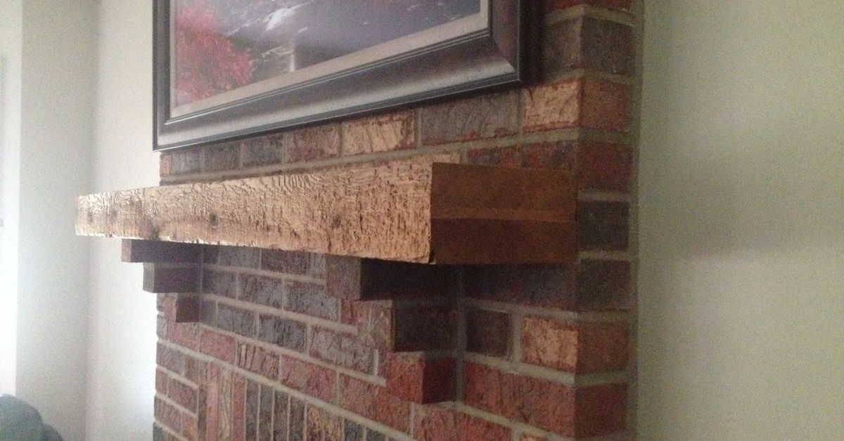 Rustic Fireplace Designs Ideas By Modus: What To Do With Rustic Mantel?