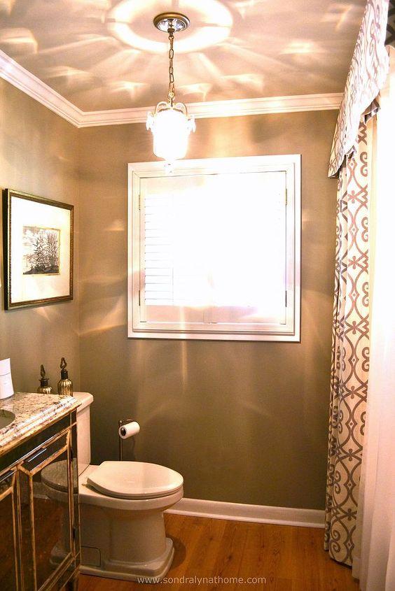 Small Bathroom Glam Redo | Hometalk