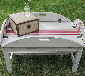 Chalk Paint Butler Tray Coffee Table Makeover, Painted Furniture, Shabby  Chic