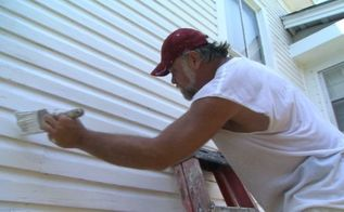 five steps to perfect house painting, painting