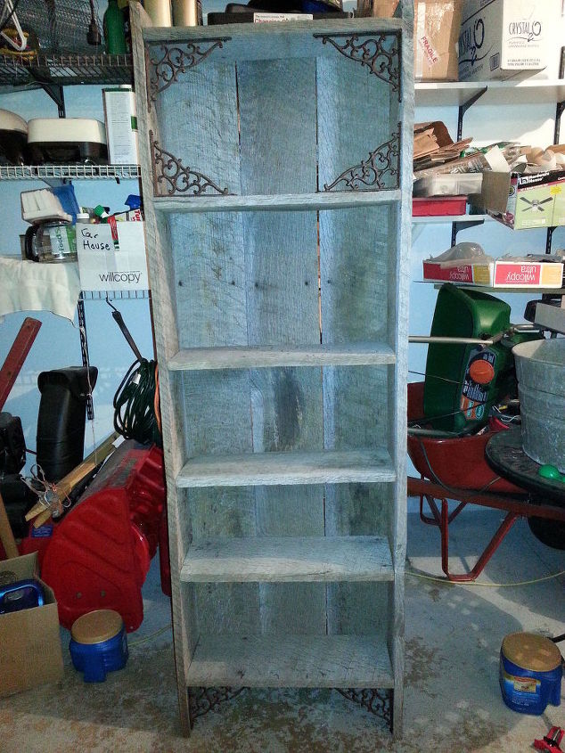 woodworking bookcase barn wood rustic, rustic furniture, woodworking projects