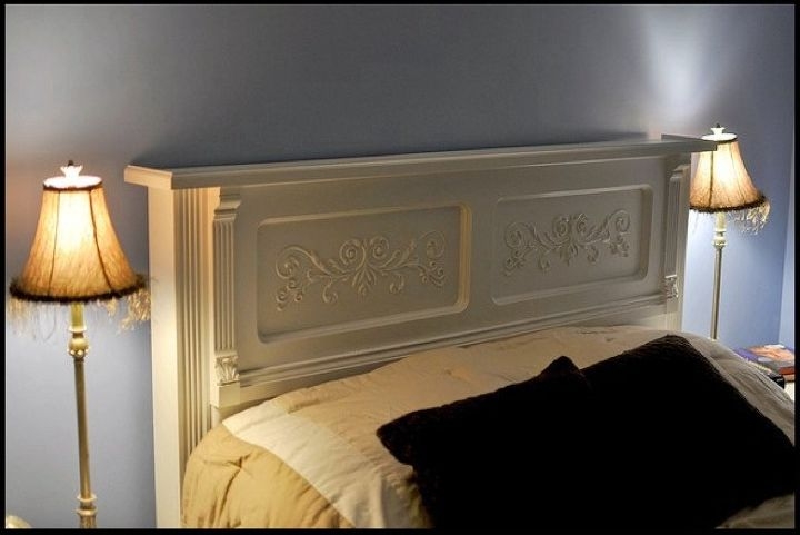 q diy headboard piano upcycle antique repurpose, how to, repurposing upcycling