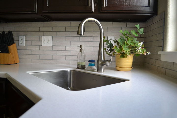 Fresh Reviewing Our Lg Kitchen Countertops 6 Months In Hometalk Kj56