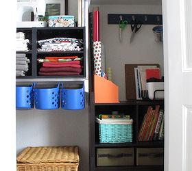 Organizing Closet Crafting Budget Affordable, Closet, Craft Rooms,  Organizing