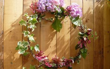 'End of the Summer' Wreath
