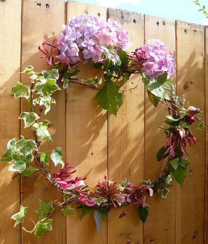 wreaths summer flowers garden art, flowers, wreaths