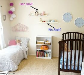 Bedroom Ideas Combining Boys Girls Rooms Wall Decor Each Gets His And Her.  Combining Boys And Girls Rooms Hometalk