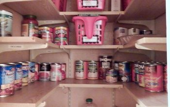 Organize Your Pantry With Dollar Store Baskets