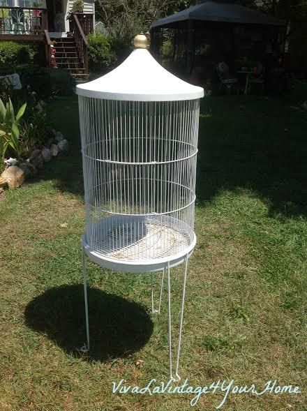 no birds cage, bathroom ideas, repurposing upcycling